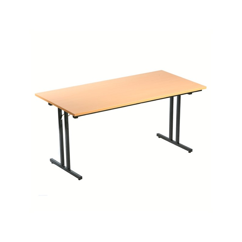 Table pliante espace equipement for Pietement de table pliante