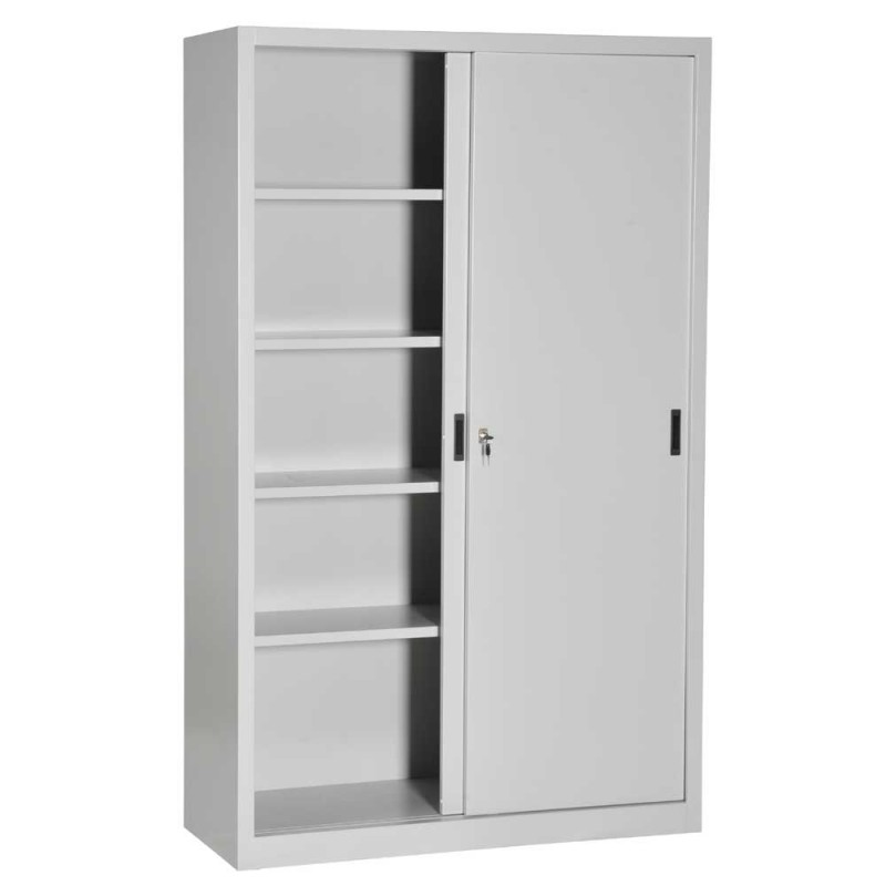 armoire porte coulissante h195 espace equipement. Black Bedroom Furniture Sets. Home Design Ideas