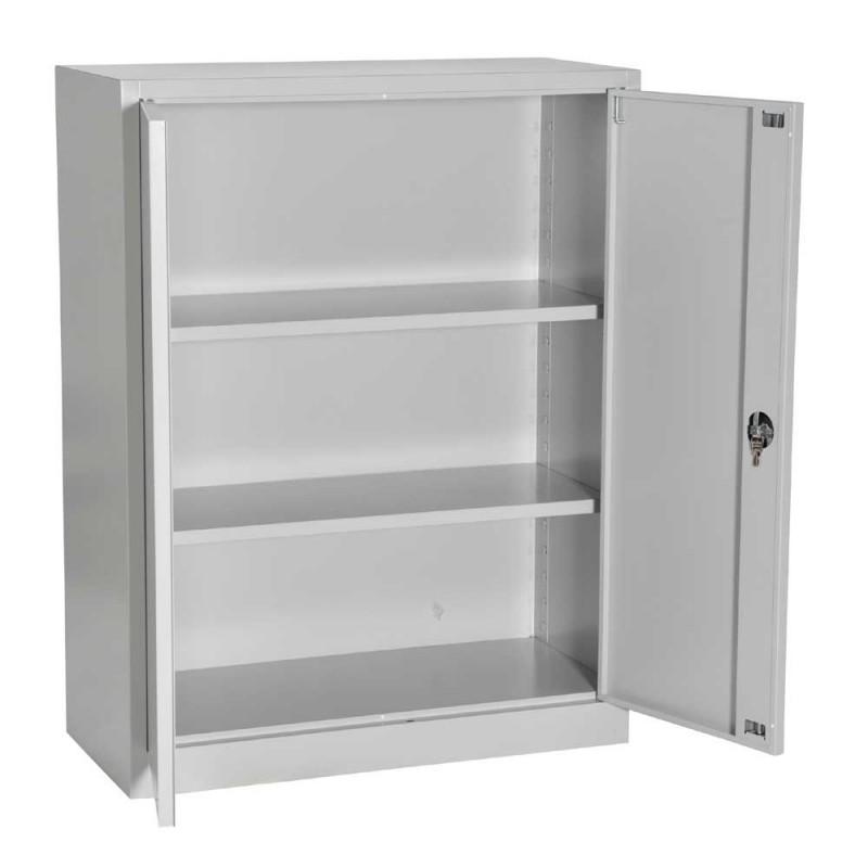 armoire basse portes battantes hauteur 100cm. Black Bedroom Furniture Sets. Home Design Ideas