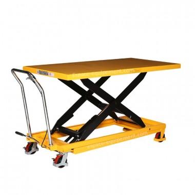 table elevatrice 500 kg plateau 1600 x 810 mm