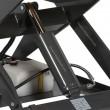 zoom de la pompe de la table elevatrice electrique capacité 1000 kg