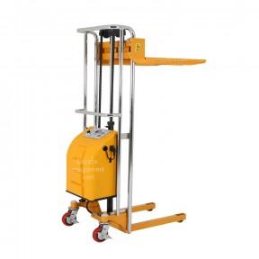 Vue d'ensemble du Gerbeur table semi electrique levee 1500 mm capacité 400 kg