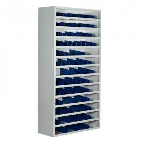armoire atelier compartiments avec séparateurs