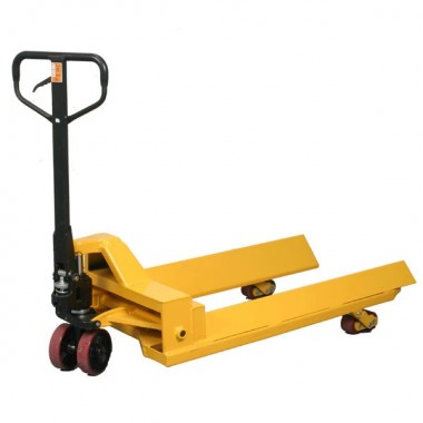 Transpalette porte fûts largeur 1150mm