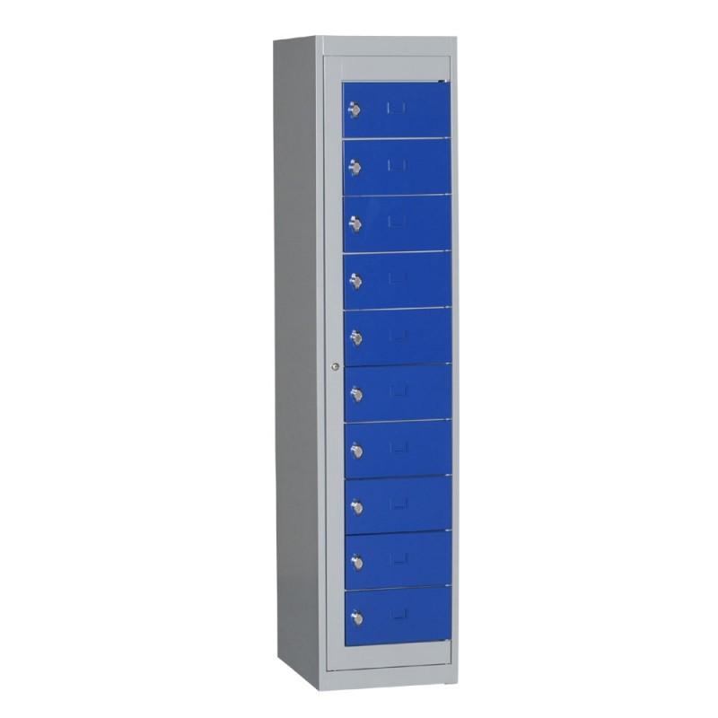 armoire linge propre 10 casiers espace equipement. Black Bedroom Furniture Sets. Home Design Ideas