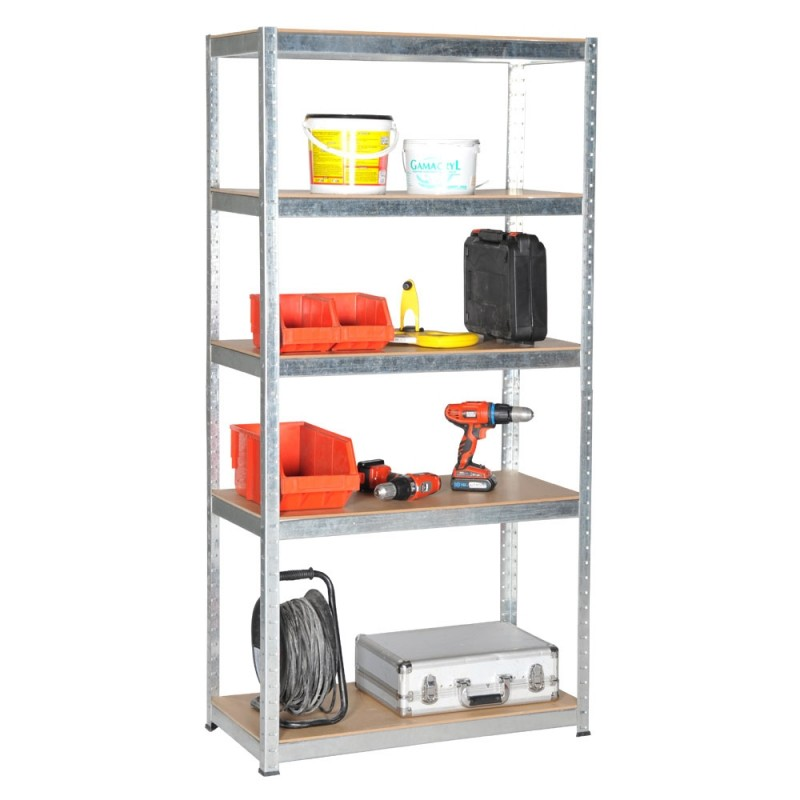 Rayonnage atelier l ger espace equipement for Rayonnage pour garage