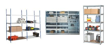 Rayonnage Atelier